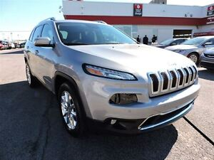 2016 Jeep Cherokee LIMITED, TOIT PANO, NAV, CRUISE ADAPTATIF West Island Greater Montréal image 3