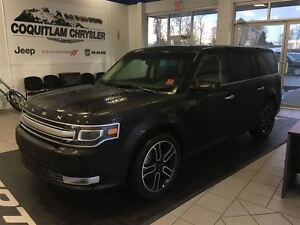 2015 Ford Flex Limited Leather Sunroof Nav