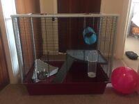 Used Pets at Home Furat Plus Rat/Ferret Cage