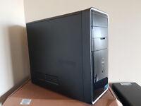 Dell Gaming PC, Win 10 & Win 7 Dual Boot, Athlon II 3Ghz Dual Core, 1000GB, 6GB DDR3, Radeon HDMI