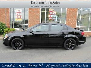 2013 Dodge Avenger SE (Black Edition)