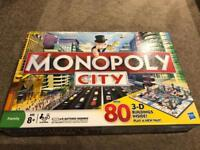New Monopoly City Board Game