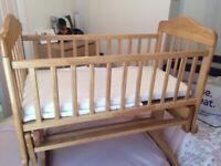 Babylo Rocking Crib