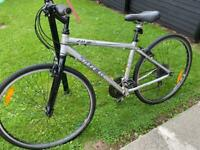 Gents 21 speed Trex aluminium framed bike