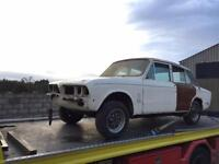 Triumph Dolomite Sprint Car project