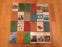 24 observers books