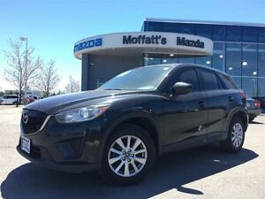 2014 Mazda CX-5 GX FWD, 6-SPEED MANUAL