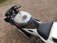 Honda vfr400 nc30 track bike