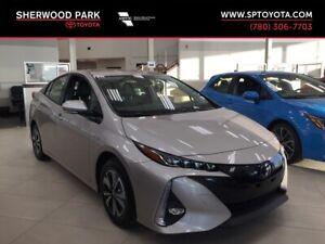 2019 Toyota Prius Prime Upgrade Technology