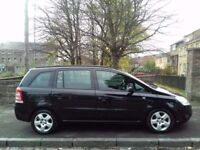 Vauxhall Zafira 1.6 2008 (08)**7 Seater**Full Years MOT**Ideal Family Car**Only £1995