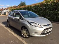 BARGAIN 2010 Ford Fiesta 1.25 Edge 5dr, ONLY 38000 MILES, FSH