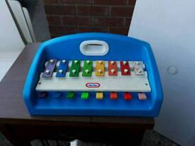 Little Tiles keyboard toy musical