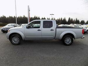 Nissan Frontier SV 2016 4WD Crew Cab Gris