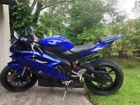 YAMAHA R6, Great condition bike for sale