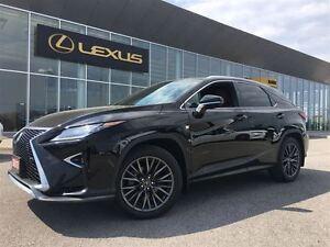 2017 Lexus RX 350 **FPSORT SERIES 3**