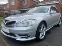 2012 Mercedes S Class S350 AMG - FMSH **Only 58k Miles - Immaculate**