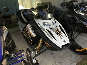 2007 Ski-Doo MXZ 800 BLIZZARD TRADES WELCOME