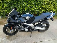 2002 Honda CBR600f - f4i fuel injected CBR600 sports tourer