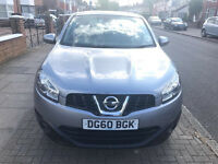 2010 NISSAN QASHQAI ACENTA 2.0 PETROL AUTOMATIC 2WD 4x4 SUV IMMACULATE CONDITION