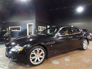 2009 Maserati Quattroporte **IMMACULATE **LOW KLM*CANADIAN*