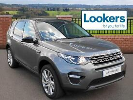 Land Rover Discovery Sport TD4 SE TECH (grey) 2016-09-27