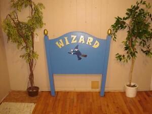 "The ""Wizard"" Headboard"
