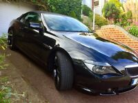 BMW 630i Convertible Fully Loaded 38500 Miles, Simply Immaculate...