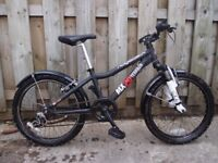 Boy or Girl Kids Mountain Bike Ridgeback MX 20 Age 6 to 9 approx