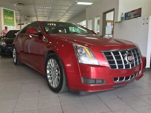 2013 Cadillac CTS 3.6L V6 COUPE