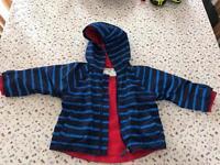 JoJo Maman Bebe Rain Jacket size 18-24 months