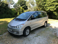 Toyota Previa GLS auto 2.4VVTI one owner from new