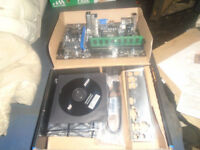 MSI H81M P33 Mother Board with box, accesories and 8GB Corsair 1600Mhz RAM, as NEW