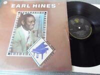 Earl Hines All Star Session Jazz Inheritance Series DJB26066 Vinyl LP EX+