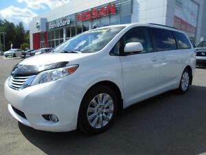 2011 Toyota Sienna LIMITED AWD NAVIGATION TOIT OUVRANT DVD