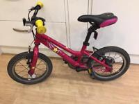 "Carrera Star Kids Bike - 14"""