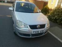 VW POLO TDI ,12MONTHS MOT SERVICE HISTORY CHEAP ON TAX , TIDY £1145 ONO