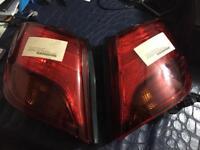 Toyota Yaris 2013/2017 Tail Light