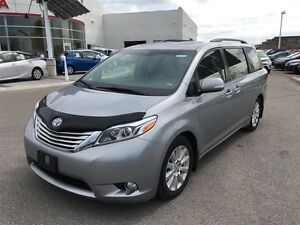 2015 Toyota Sienna Limited-Dual Moonroofs & Reclining Leather Se