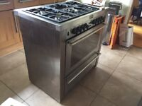 Stoves 900DFa stainless range cooker (spares or repair)
