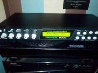 Emu Proteus 2000 sound module