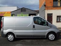 Finance Available and NO VAT! Renault Trafic SWB 07 plate 1 year MOT, AIR CON, electric windows (23)