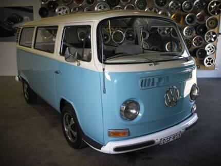 1972 Volkswagen Kombi