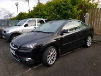 2007 ford focus automatic convertible