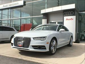 2016 Audi A7 3.0T Technik W/ HEAD UP DISPLAY