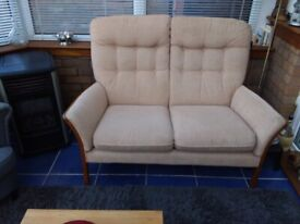 Ercol two seater sofa