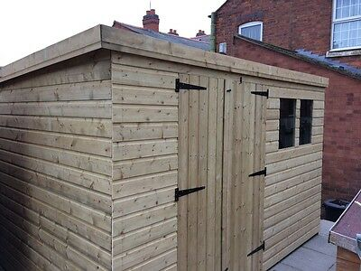 10x8 garden shed sale. Fully fitted