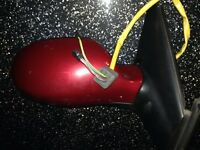 2005 CITROEN C5 O/S WING MIRROR