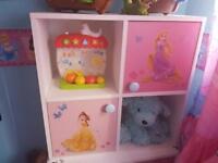 Pink box storage unit