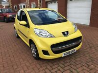 Peugeot 107 1.0l Petrol £20 a year tax! 60MPG! Had Lots of Work Done!