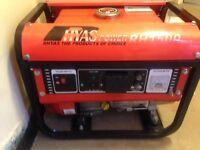 1500w petrol portable generator